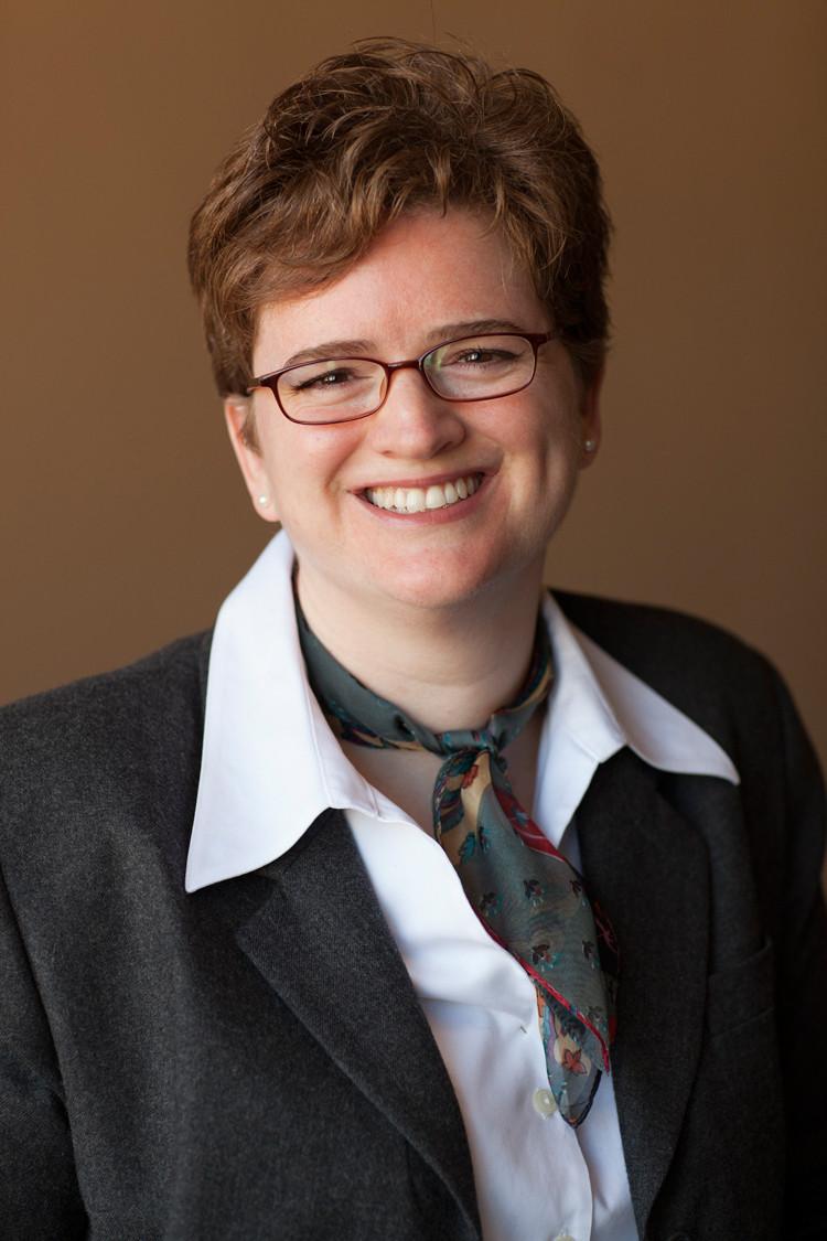 Assistant Dean for Graduate Student Life Janna Lamey
