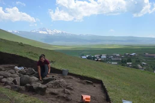 Borenstein in Armenia