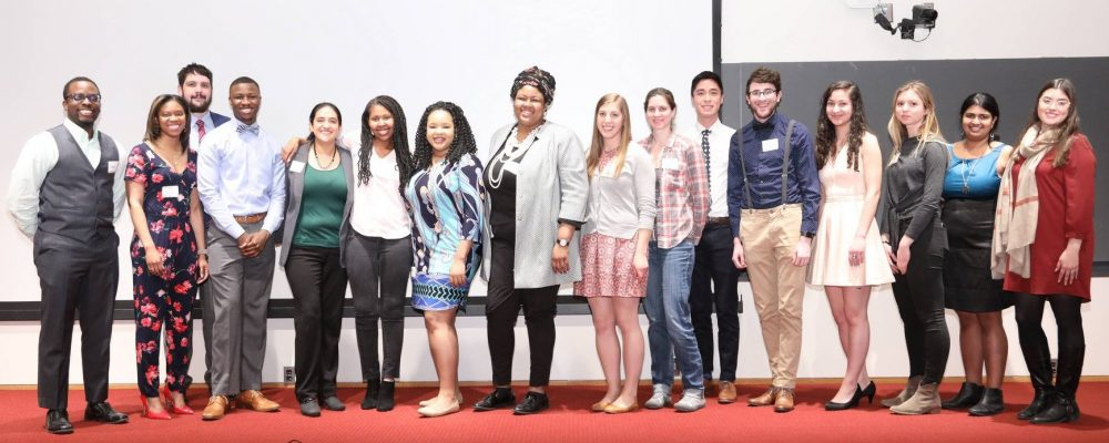Graduate & Professional Student Diversity Council members