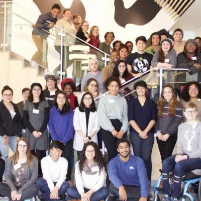 Diversity Preview Weekend participants