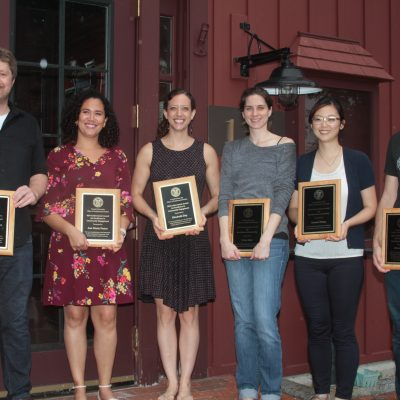 Postdocs with awards