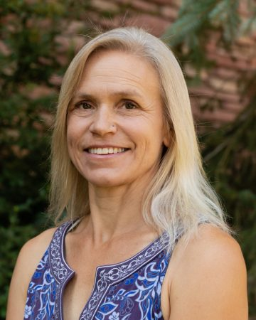 Headshot of Jenny Knight, University of Colorado Boulder