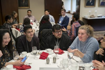 Cornell hosted the annual GPSA Ivy+ Summit.