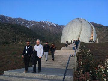 Research Travel Grant recipient Prateek Bansal on location