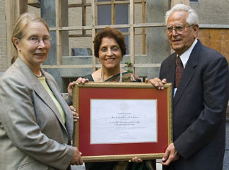 Susan Henry, Papu Tolani, and Nandlal P. Tolani