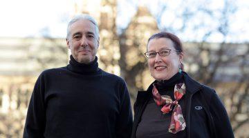 Avshalom Caspi and Terrie Moffitt