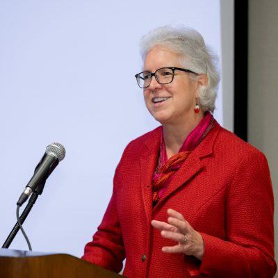 Dean Barbara A. Knuth