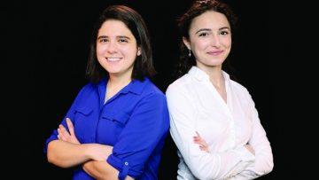 Renee Sifri and Anna Srapionyan