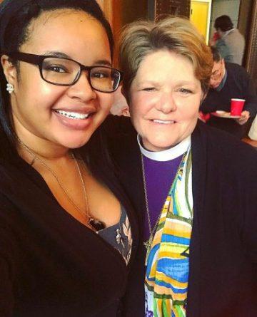 Jacquelyn Chyrell Richards and Rt. Rev. Dr. DeDe Duncan-Probe