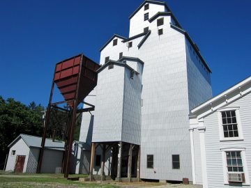 Wassaic Project main barn