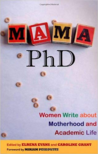 Mama Ph.D. book cover