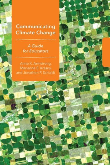 Communicating Climate Change: A Guide for Educators book cover