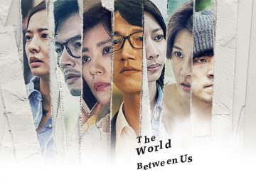 The World Between Us, seven character photos