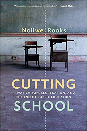 Book cover for Cutting School