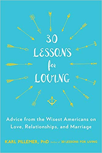 Book cover for 30 Lessons for Loving