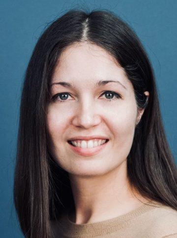 Melisa Medina-Rivera headshot