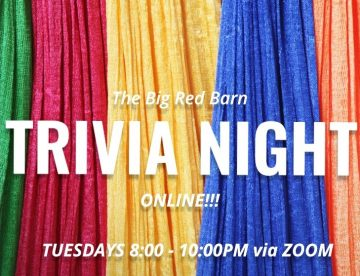 The Big Red Barn Virtual Trivia Night!