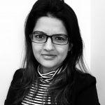 Professional headshot of Seema Singh