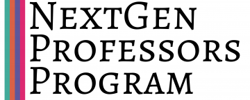 NextGen Professors Program logo