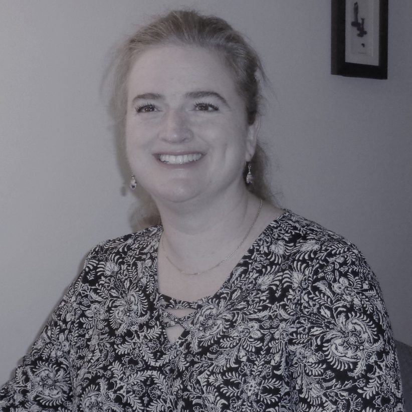 Janna Lamey, senior assistant dean for graduate student life