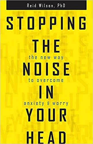 Stopping the Noise in Your Head book cover