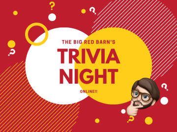 Big Red Barn's Trivia Night Online!