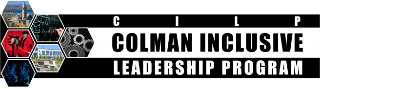 Colman Inclusive Leadership Program Logo