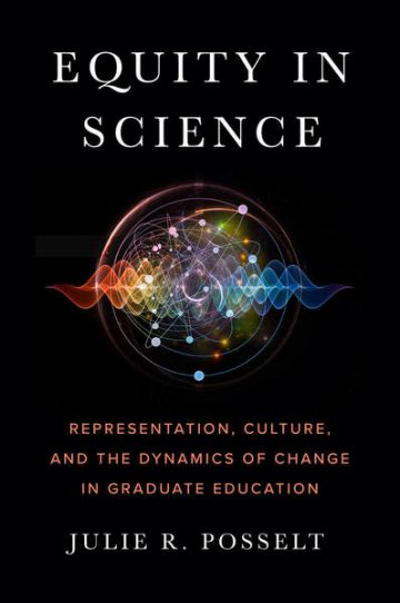 Book Cover of Equity in Science: Representation, Culture and the Dynamics of Change in Graduate Education.