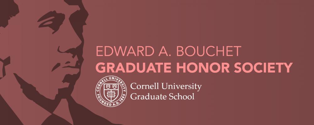Cornell Bouchet Society Logo