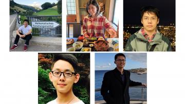 2021 Wu Scholars